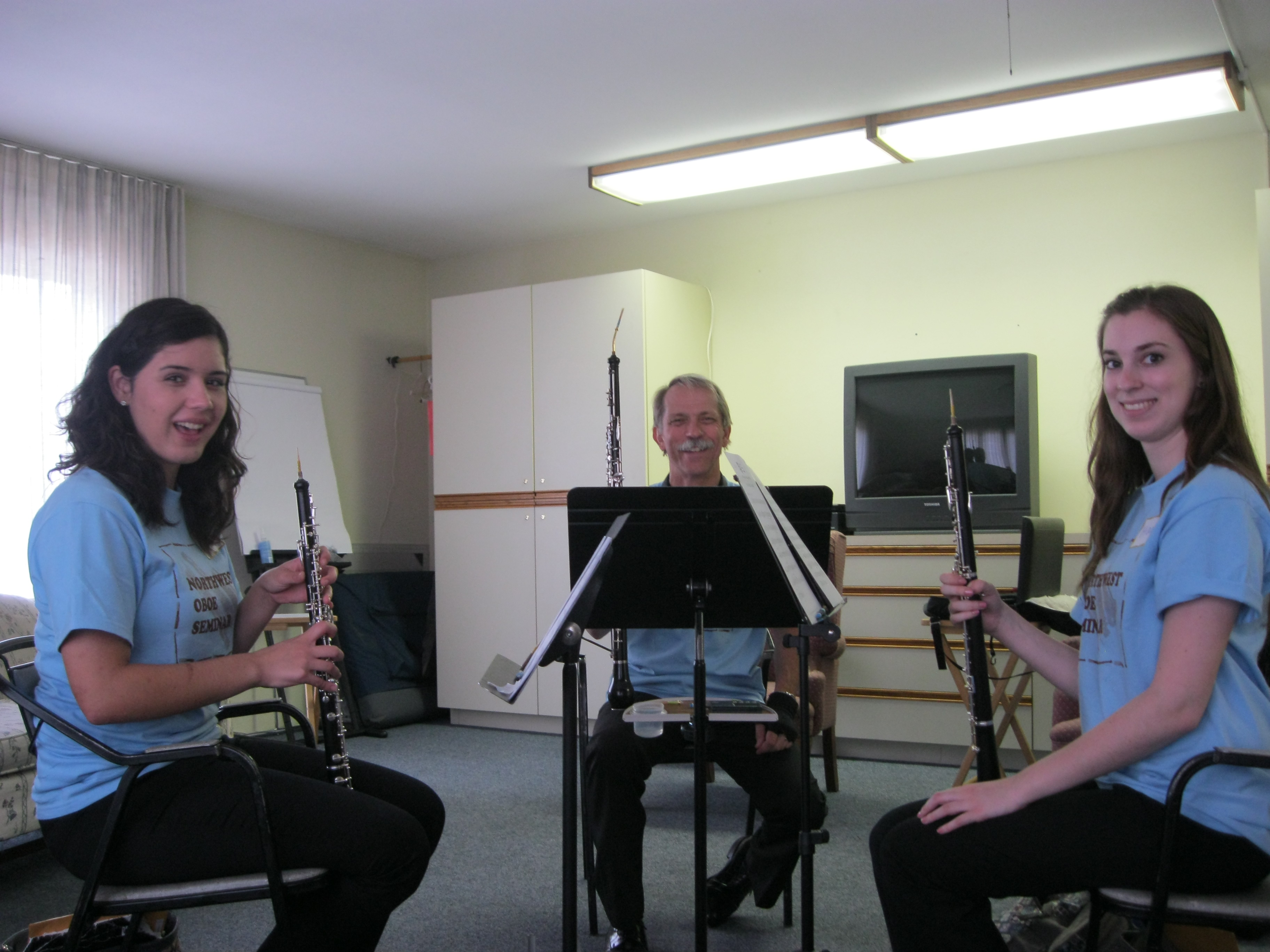Northwest Oboe Seminar 2012 007