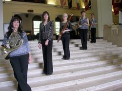 Quintet at OSU 5