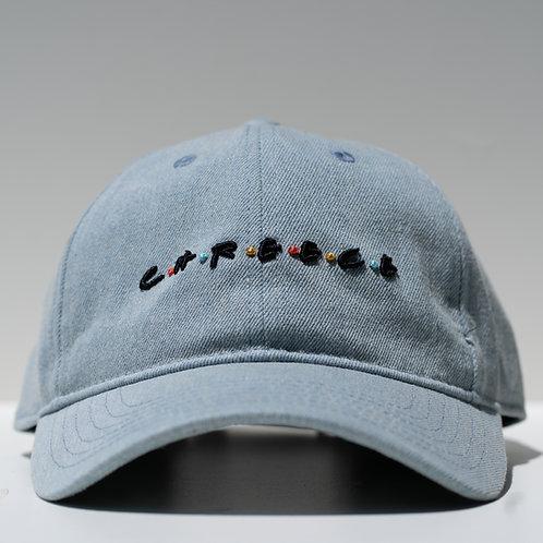 Chreece Denim Dad Hat