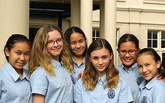 Berkeley's middle school girls