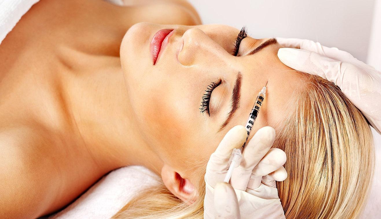 Botox, Dysport, Restylane Filler