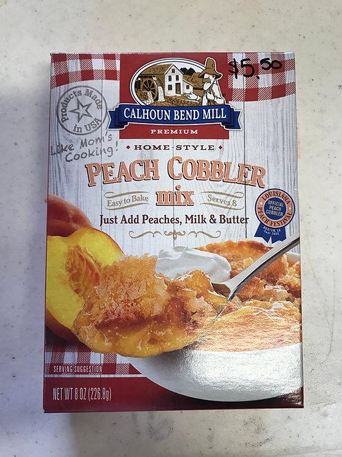 Peach Cobbler Mix