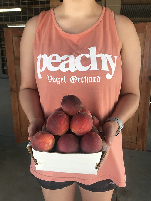 "Vogel Orchard ""Peachy"" Tank"