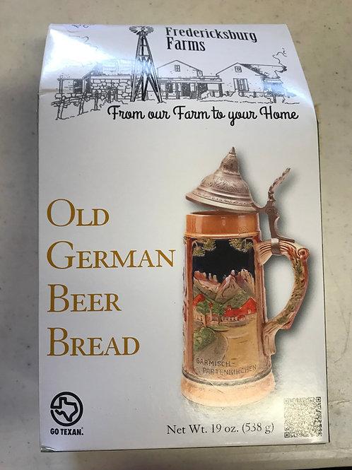 Old German Beer Bread
