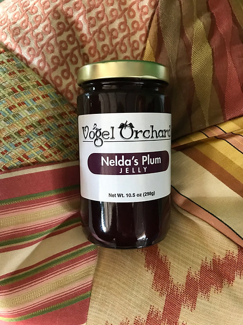 Nelda's Plum Jelly 10.5 oz