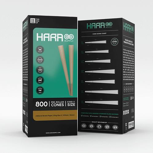 Hara King Cones -box