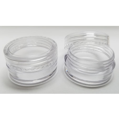 5ml Plastic Screw Top Concentrate Containers-1 box