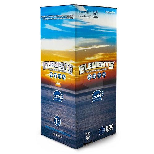 Elements 1 1/4 Cones-1 box