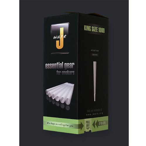 JWare Pre Roll 109mm Cones-1 box