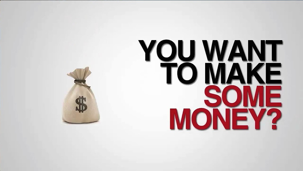 you want to make money? Site valley
