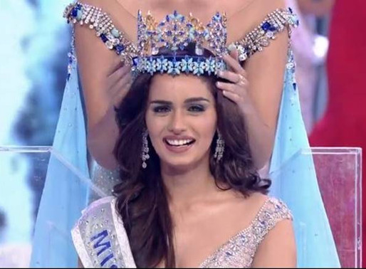 India Got Miss World! After a Long Time!