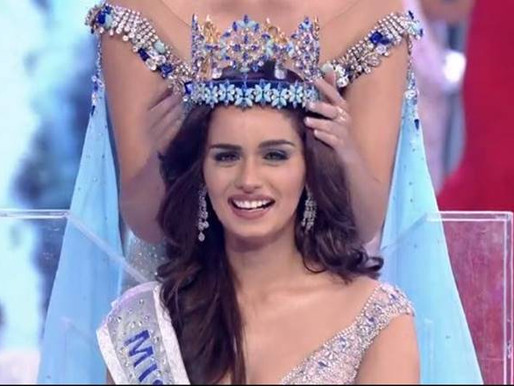 India Got Miss World! After a Long Time!