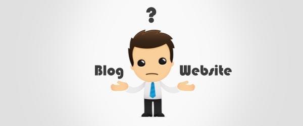 blog or website?