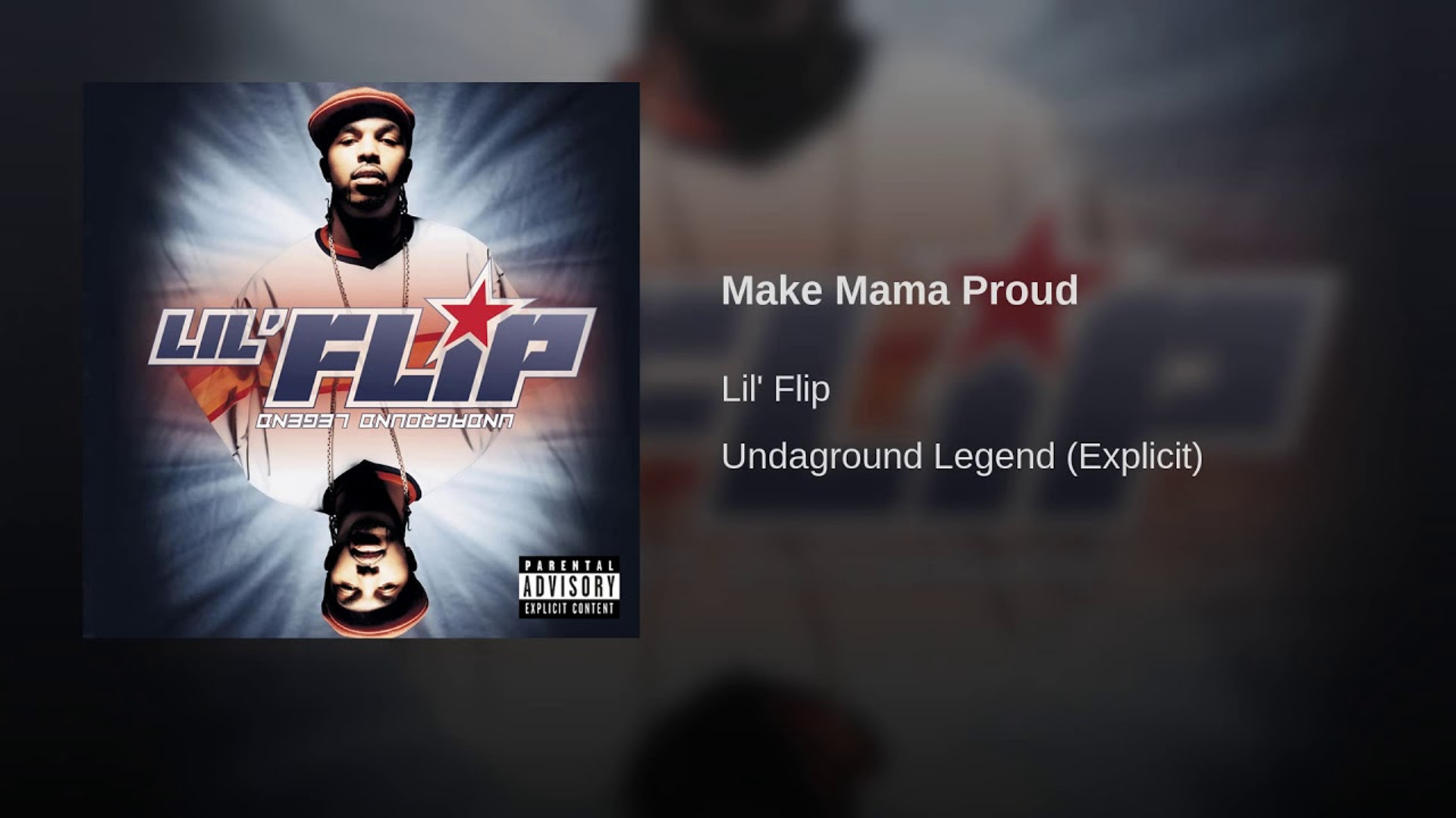 Lil Flip - Make Mama Proud (2002) Sony/Columbia