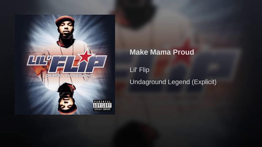 Lil Flip - Make Mama Proud (2002) Sony/Columbia