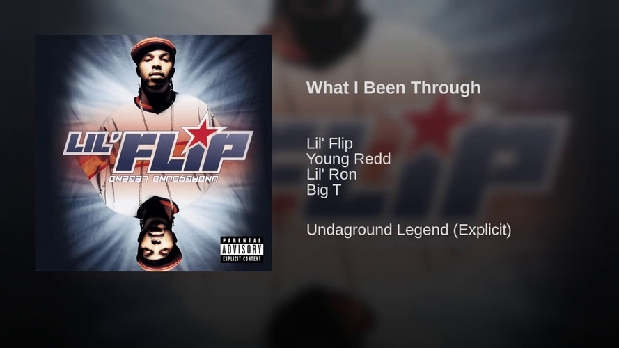 Lil Flip - What I Been Through (2002) Sony/Columbia