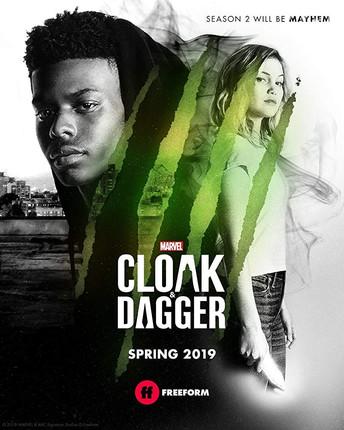 Marvel's Cloak & Dagger (2019)