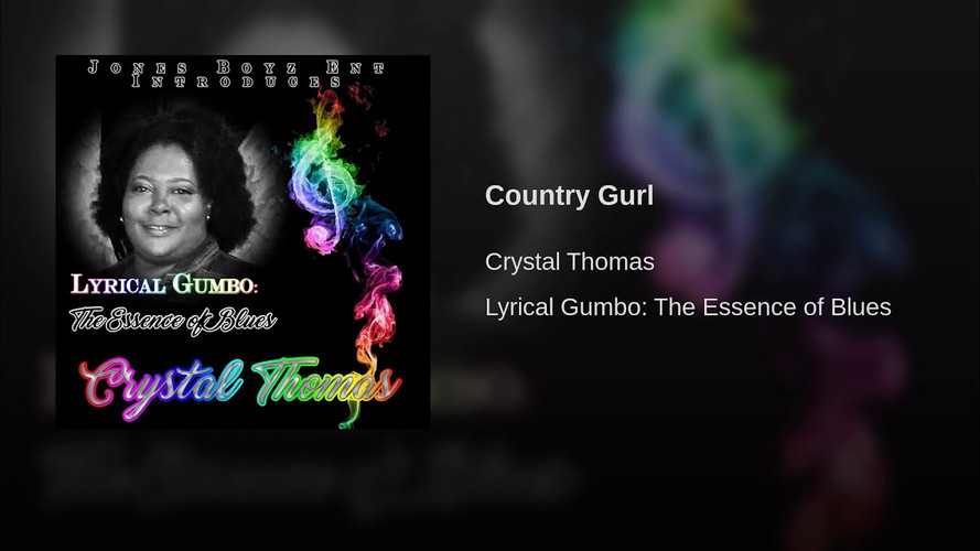 Crystal Thomas - Country Gurl (2016)