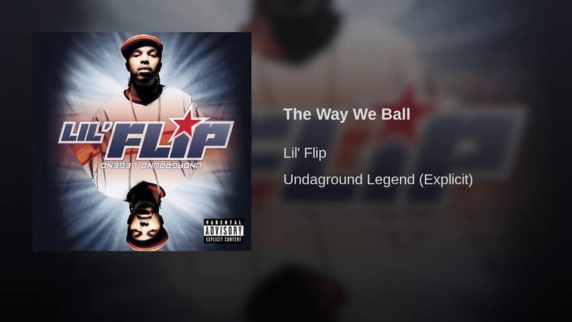 Lil Flip - The Way We Ball (2002) Sony/Columbia