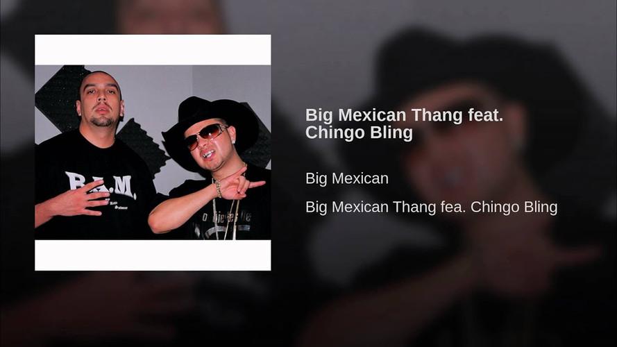 Big Mex (ft. Chingo Bling) - Big Mexican Thang (2015)