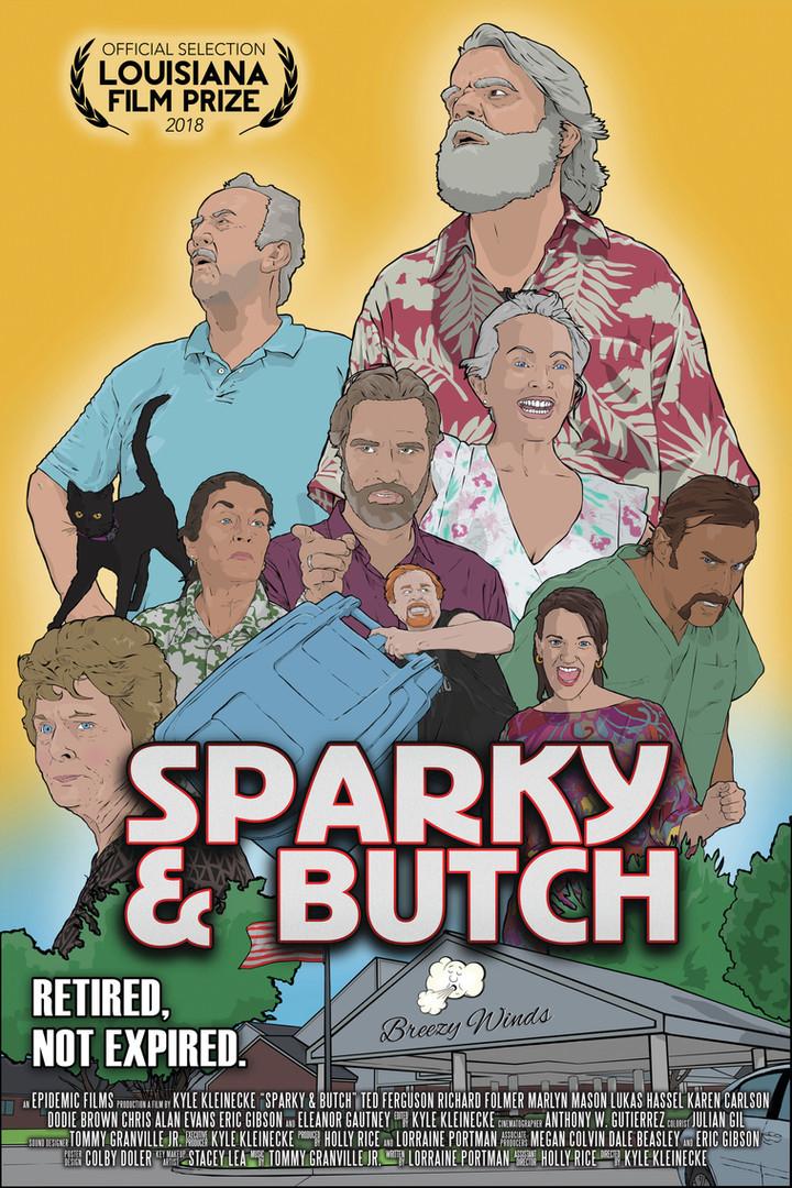 Sparky & Butch (2018)