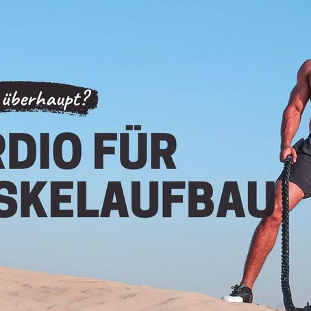 Cardio für Muskelaufbau, gibt es das?