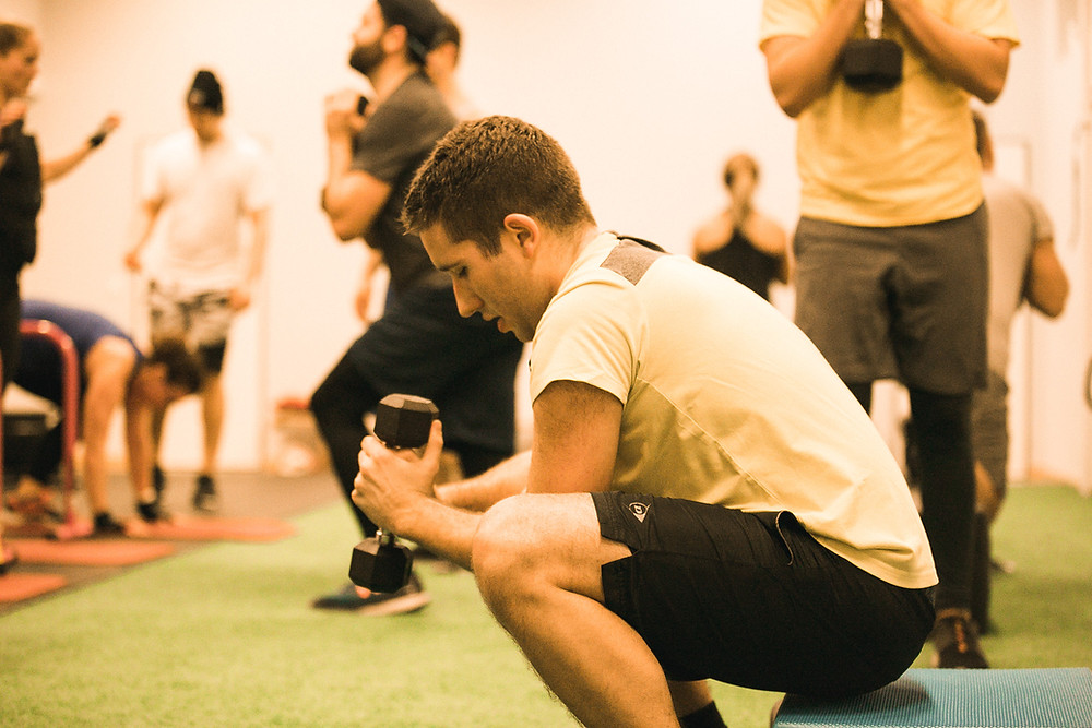 Mike Klima Training