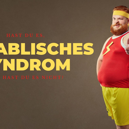 Hast du das metabolische Syndrom? Finde es heraus!