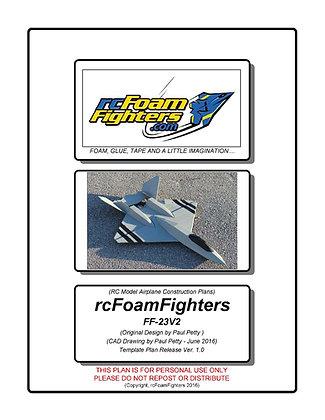 FF-23V2 PDF Plans