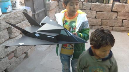 FF-117 by Grabiel Huaman Ranilla Peru