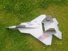 FF-22 by John English