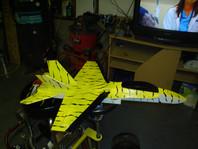 Sharm Ward's F-18