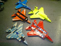 Sharm Ward's Planes!