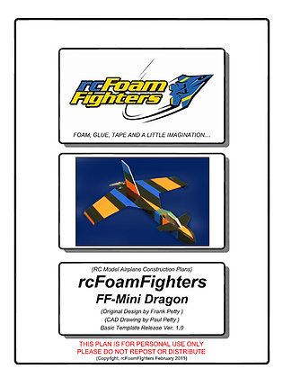 FF-MiniDragon PDF Plans