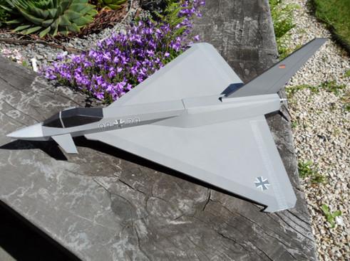 Eurofighter by Dan Holder