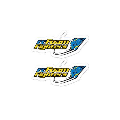 RCFF Logo Sticker