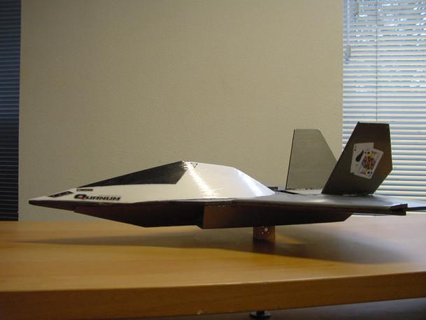 FF-21 by Eric Van Es