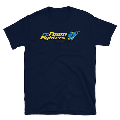 rcFoamFighters - Basic Short-Sleeve Unisex T-Shirt