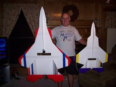 Bruce and his F-22's