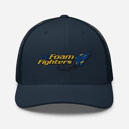 rcFoamFighters Logo Trucker Cap