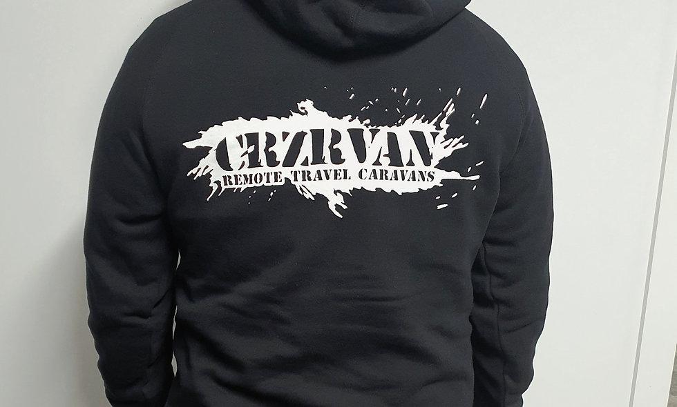 CRZRVAN Hoodie    XX LARGE    GREY