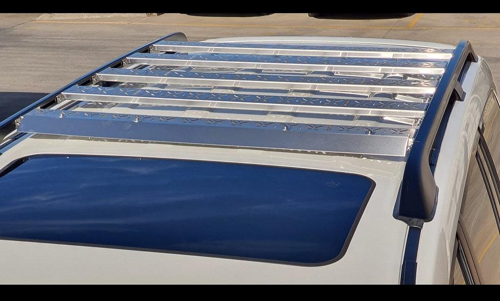 200 Series Stainless Steel low profile rack kit of 5 cross bars