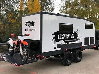 P2 Toyhauler CRZRVAN