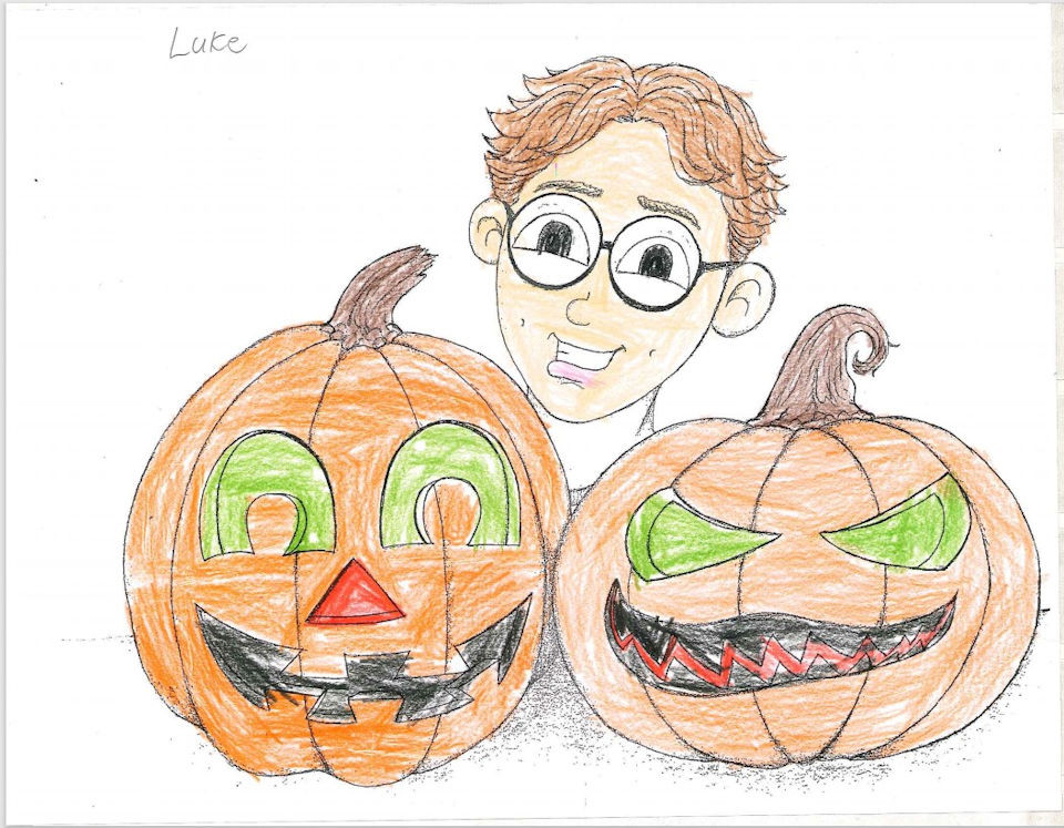 Luke's contest entry