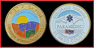 AMR - EL PASO COUNTY CO. GENERAL MANAGER COIN