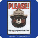 SMOKEY POSTER PATCH 6