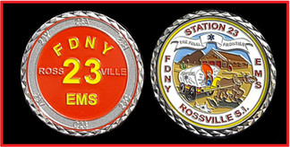 FDNY EMS STA 23 Rossville, SI