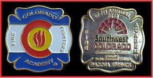 Colorado Fire Fighter Academy