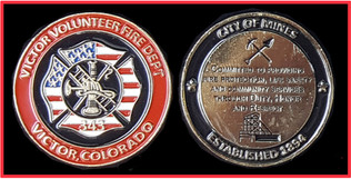 City of Victor, CO Fire Department