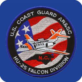 USCG AR&SC, NC